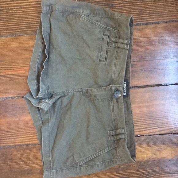 Express Pants - Express Chino Shorts